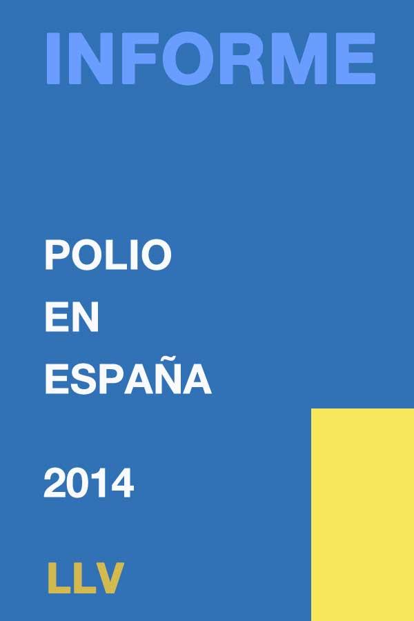 Informe de la polio en España 2014