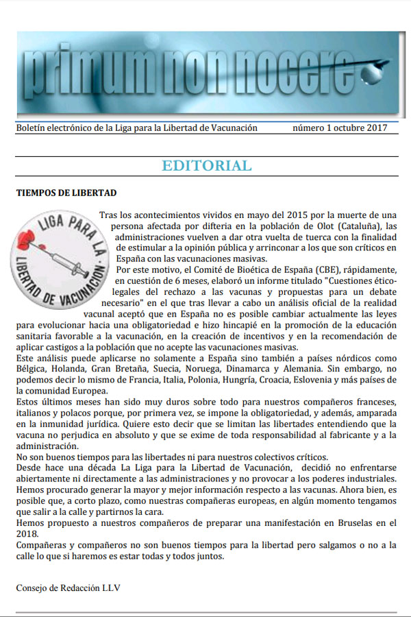 Primum Non Nocere 01
